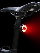 baratos -luzes de segurança LED Luzes de Bicicleta Ciclismo Impermeável, Portátil, Fácil de Transportar Li-polímero 200 lm Baterias Recarregáveis Campismo / Escursão / Espeleologismo / Ciclismo