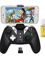 abordables -Contrôleurs de jeu sans fil gamesir g4 pour Android / iOS, supporte fortnite, contrôleurs de jeu portables / cool bluetooth abs