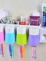 Недорогие -Стакан для зубных щеток Креатив Modern пластик 1шт Зубная щетка и аксессуары