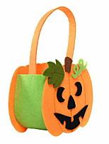 abordables -Décorations de vacances Décorations d'Halloween Halloween divertissant Décorative / Cool Orange 1pc