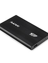 Недорогие -MAIWO Корпус жесткого диска Алюминиевый сплав USB 3.0 K2501黑色