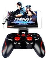 billiga -Trådlös Spelkontrollörer / Hantera konsolen Till Android / iOS ,  Bluetooth Bärbar Spelkontrollörer / Hantera konsolen ABS 1 pcs enhet