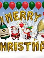 Недорогие -Праздничные украшения Праздники / Рождественский декор Рождественские украшения Декоративная Зеленый 1шт