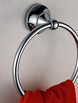 Недорогие -Держатель для полотенец Новый дизайн / Cool Modern Нержавеющая сталь / железо 1шт полотенце На стену