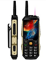 "baratos -SERVO P20 TV Phone 2.4 polegada "" Celular ( Other + Outro 0.3 mp 4000 mAh mAh )"