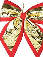 Недорогие -Праздничные украшения Рождественский декор Рождество Для вечеринок Золотой 1шт