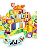 Недорогие -Конструкторы Геометрический узор Cool утонченный деревянный Все Игрушки Подарок 1 pcs