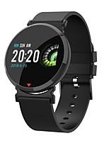 abordables -Bracelet à puce E28 pour Android iOS Bluetooth Imperméable Moniteur de Fréquence Cardiaque Mesure de la pression sanguine Calories brulées Enregistrement de l'activité Podomètre Rappel d'Appel