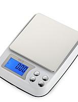 Недорогие -1 pcs Пластик Нержавеющая сталь Электронная шкала Измерительный прибор 0.05g/500g