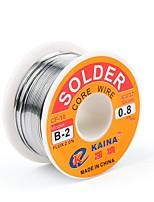 Недорогие -высокое качество 63/37 канифоль с сердечником припоя проволока 2% олово свинцовая припой железа сварочная катушка 0,5 мм 100 г b-2