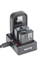 Недорогие -Зарядные устройства Специально предназначен для зарядного устройства Для Экшн камера Gopro 5 В помещении Пластиковые & Металл - 1 pcs
