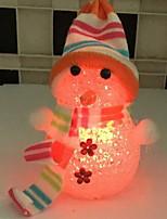 abordables -1pc LED Night Light Rouge Bouton alimenté par batterie Design nouveau / Adorable <5 V