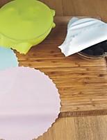 Недорогие -силиконовая крышка чаши крышка холодильника консервант пленка многоразовые растяжимый пищевой контейнер крышка крышка кухня выпечки коврик инструмент