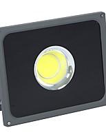 Недорогие -brelong cob high power 50w белый наружный водонепроницаемый свет наводнения 1 шт.