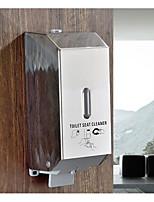 Недорогие -Дозатор для мыла Cool Современный Нержавеющая сталь / железо 1шт На стену