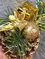 Недорогие -Новогодние ёлки / Рождество Праздник пластик Для вечеринок / Оригинальные Рождественские украшения