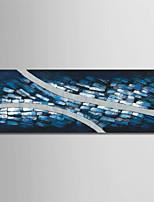 Недорогие -С картинкой Роликовые холсты - Абстракция / Отдых Modern