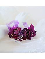 Недорогие -Свадебные цветы Бутоньерки Свадьба / Свадебные прием Шелковый Как атласные / Ткань 0-10 cm