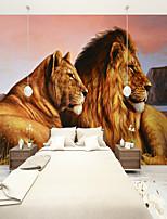 abordables -fond d'écran / Mural Toile Revêtement - adhésif requis Décoration artistique / Carreau vernisé / 3D