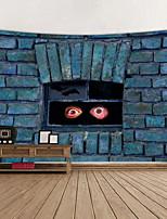 Недорогие -Прямоугольник Декор стены Полиэстер Современный Предметы искусства, Стена Гобелены Украшение