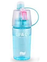 Недорогие -3 предмета Бутылка спорта ABS на открытом воздухе за Пурпурный Зеленый Синий