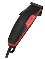 baratos -Kemei Aparador de cabelo para Homens e Mulheres 230 V Baixo Ruido / Design Portátil / Leve e conveniente
