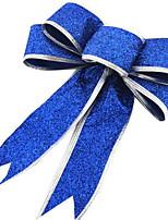 Недорогие -Праздничные украшения Рождественский декор Рождественские украшения Декоративная Синий 1шт