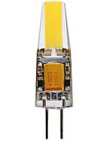 Недорогие -SENCART 1шт 4 W 350 lm G4 Двухштырьковые LED лампы T 1 Светодиодные бусины COB Декоративная Тёплый белый / Белый 12 V