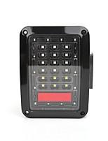 Недорогие -OTOLAMPARA 1 шт. Нет Автомобиль Лампы 21 W Dip LED 2100 lm 21 Светодиодная лампа Задний свет Назначение Jeep Wrangler Все года