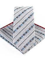 Недорогие -Универсальные Классический Платок / аскотский галстук С принтом / Контрастных цветов