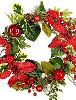 Недорогие -Гирлянды Новогодняя тематика пластик Круглый Оригинальные Рождественские украшения
