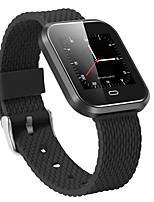 Недорогие -Смарт Часы CD16 для Android iOS Bluetooth Спорт Водонепроницаемый Пульсомер Измерение кровяного давления Сенсорный экран