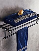 Недорогие -Держатель для полотенец Креатив Современный Алюминий 1шт Двуспальный комплект (Ш 200 x Д 200 см) На стену