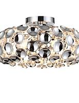 Недорогие -CXYlight 3-Light Шары / Оригинальные Монтаж заподлицо Потолочный светильник Электропокрытие Акрил Акрил Новый дизайн 110-120Вольт / 220-240Вольт