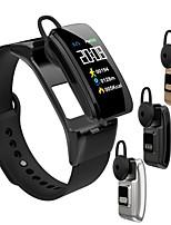 Недорогие -Умный браслет B31 для Android iOS Bluetooth Спорт Пульсомер Измерение кровяного давления Сенсорный экран Израсходовано калорий