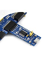 Недорогие -wavehare ft232 usb uart board (micro) usb to uart solution with usb micro connector