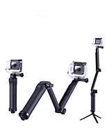 abordables -Perche Télescopique Pliant Pour Caméra d'action Tous / Xiaomi Camera Camping / Randonnée / Spéléologie / Hors piste / Tous types de montagne PVC - 1 pcs