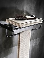 Недорогие -Держатель для полотенец Креатив Современный Нержавеющая сталь 2pcs Двуспальный комплект (Ш 200 x Д 200 см) На стену