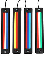 baratos -cor branca clara conduzida à moda do drl do drl da leveza brilhante do drl do diodo emissor de luz