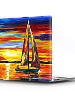 Недорогие -MacBook чехол масляной живописи пейзажи для MacBook Air Pro Retina 11 12 13 15 ноутбук чехол для MacBook New Pro 13,3 15 дюймов с сенсорной панелью