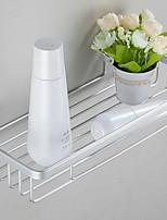 baratos -Prateleira de Banheiro Novo Design / Legal Moderna Alumínio 1pç Montagem de Parede