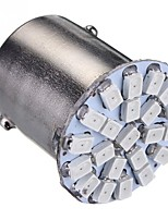 abordables -OTOLAMPARA 2pcs BA15S (1156) / BAU15S Automatique Ampoules électriques LED SMD 352 lm 22 LED Clignotants Pour Toyota Corolla / Camry 2018 / 2014 / 2015