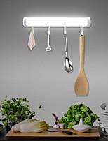 billiga -HKV 1st LED Night Light Varmvit / Kallvit USB Människokroppssensor / Skåp 5 V