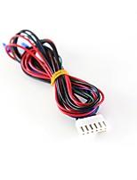 Недорогие -Anet 1 pcs шнур питания для 3D-принтера