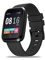 abordables -Bracelet à puce Crystal 2 pour Android iOS Bluetooth Sportif Imperméable Moniteur de Fréquence Cardiaque Calories brulées Enregistrement de l'activité Podomètre Rappel d'Appel Moniteur de Sommeil