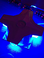 baratos -brelong conduziu a opinião da parede exterior cruze a luz da estrela 1 PC