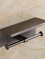 Недорогие -Держатель для туалетной бумаги Новый дизайн / Cool Современный Нержавеющая сталь 1шт На стену