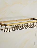 baratos -Prateleira de Banheiro Novo Design / Legal Clássica Latão 1pç Montagem de Parede
