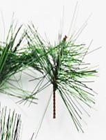 Недорогие -Праздничные украшения Рождественский декор Рождественские украшения Декоративная Травянисто-зелёный 1шт