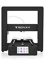 Недорогие -tronxy 3d printer x6a модель полная металлическая рамка автоматический уровень тепловая мощность потеря резюме